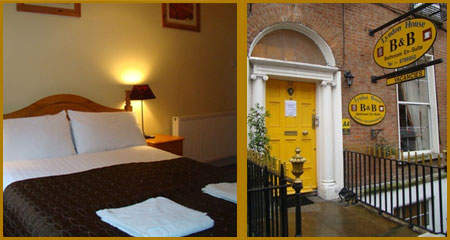 Bed And Breakfast Accommodation In Dublin City Centre